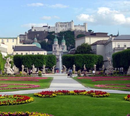 Salzburg Wellness & Beauty Behandlung